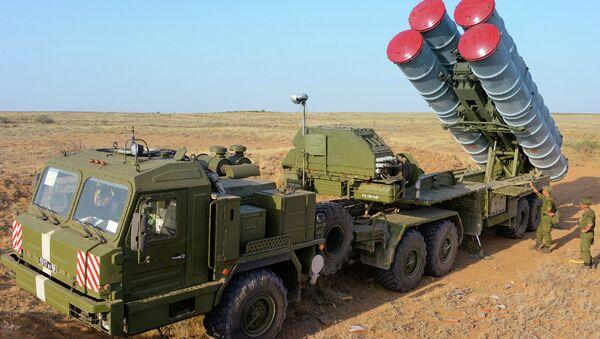 Protivavinonski rakteni sistem S 400 (Trijmf) - Sputnik Srbija