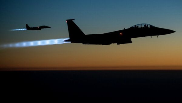 Амерички ратни авиони - Sputnik Србија