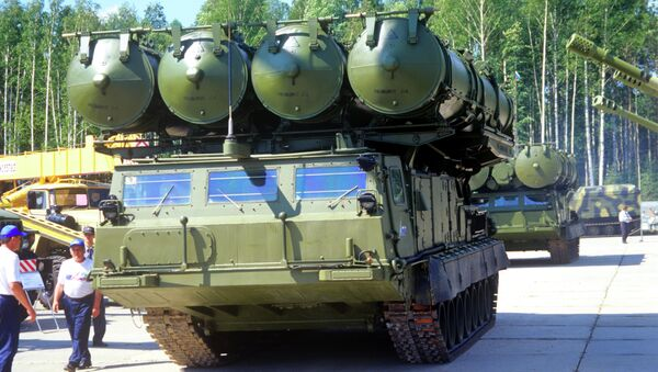 Raketni sitem S-300 - Sputnik Srbija