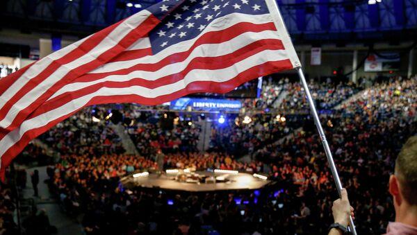 Izbori u Sjedinjenim Američkim Državama - Sputnik Srbija