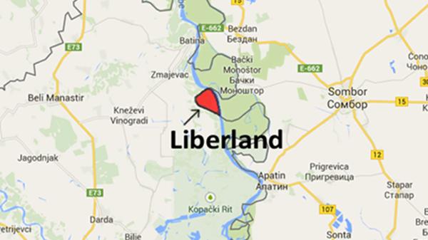 Liberland leži na obalama Dunava, između Bačkog Monoštora i Zmajevca. Osnovana na ničijoj zemlji, koju u okviru razgraničenja nisu tražile ni Srbija, ni Hrvatska. - Sputnik Srbija