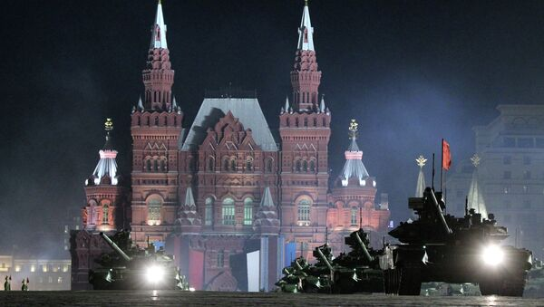 Rehearsal of Victory Parade on Red Square - Sputnik Srbija