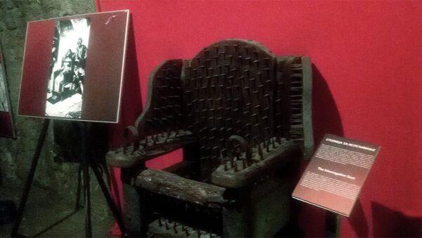 Фотеља за мучење - Sputnik Србија