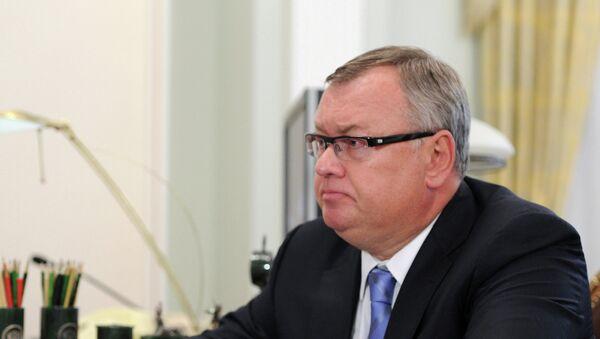 Predsednik VTB banke Andrej Kostin - Sputnik Srbija