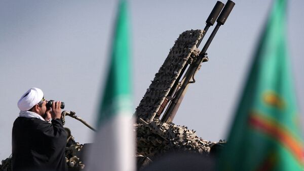 Војне вежбе Ирана - Sputnik Србија