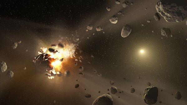 Огроман астероид се опет приближава Земљи - Sputnik Србија