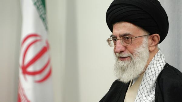 Духовни лидер Ирана ајатолах Сејед Али Хаменеи - Sputnik Србија