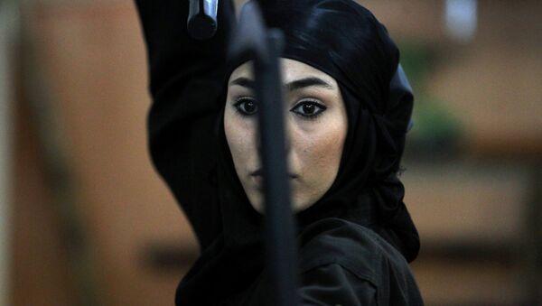 Жена нинџе у Ирану - Sputnik Србија