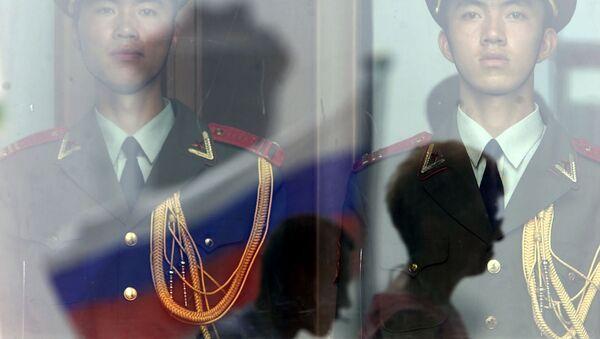 Кинески војници на стражи - Sputnik Србија