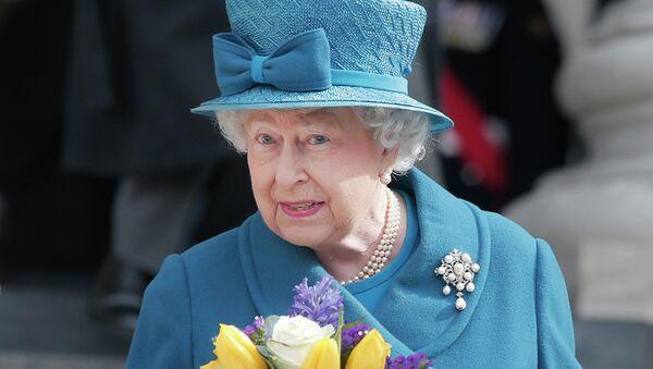 Britanska kraljica Elizabeta II - Sputnik Srbija