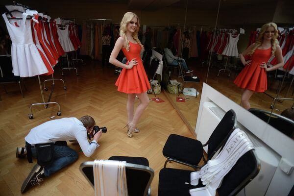 Ovo su najlepše žene Rusije - Sputnik Srbija