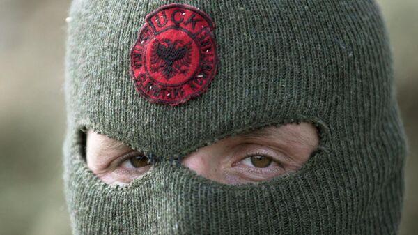Pripadnik terorističke organizacije OVK - Sputnik Srbija