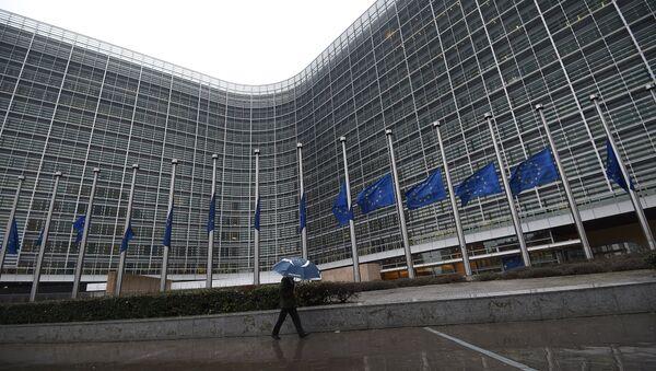 Зграда ЕУ - Sputnik Србија