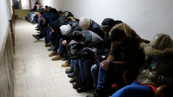 Имигранти - Sputnik Србија