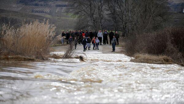 Поплаве у Македонији - Sputnik Србија