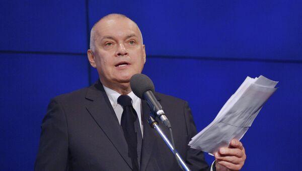 Дмитриј Кисељов - Sputnik Србија