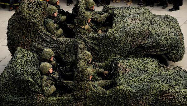 Војска Косова - Sputnik Србија