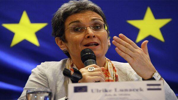 Ulrike Lunaček - Sputnik Srbija