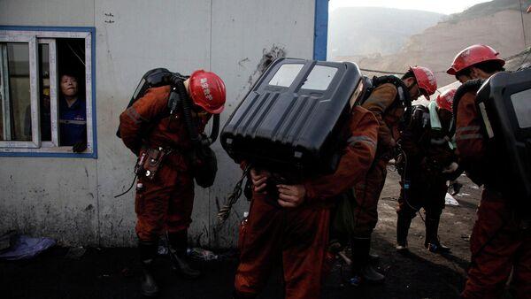 Несрећа у кинеском руднику - Sputnik Србија