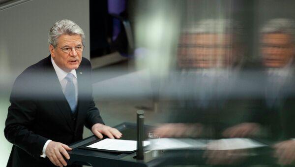 Nemački predsednik Joakim Gauk - Sputnik Srbija
