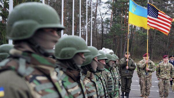 NATO vojska u Ukrajini - Sputnik Srbija