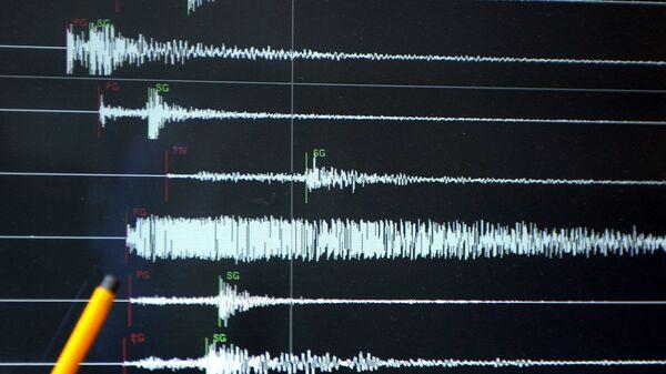 Земљотрес, илустрација - Sputnik Србија