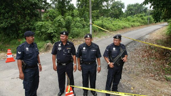 Policija Malezije - Sputnik Srbija