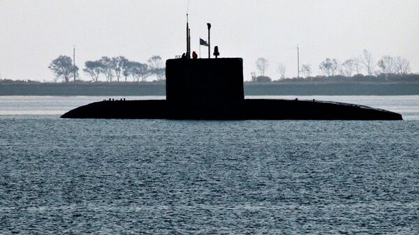 Руска подморница - Sputnik Србија