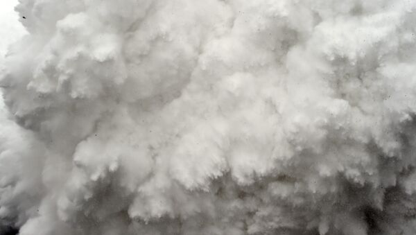 Снежна лавина на Монт Евересту - Sputnik Србија