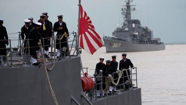 Mornarica, Japan - Sputnik Srbija