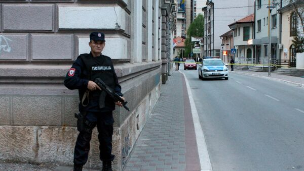 Терористички напад у Зворнику - Sputnik Србија