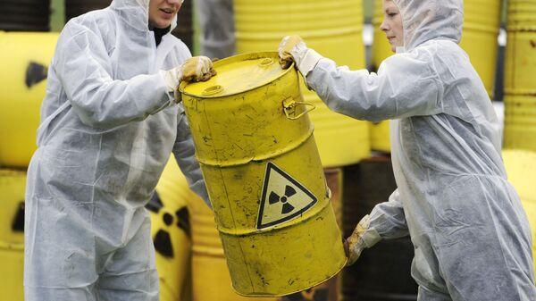 Nuklearni otpad - Sputnik Srbija