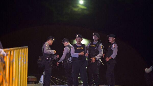 Индонежанска полиција - Sputnik Србија