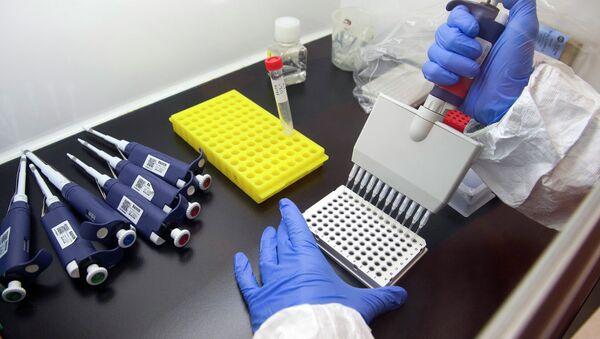 Вакцина против еболе - Sputnik Србија