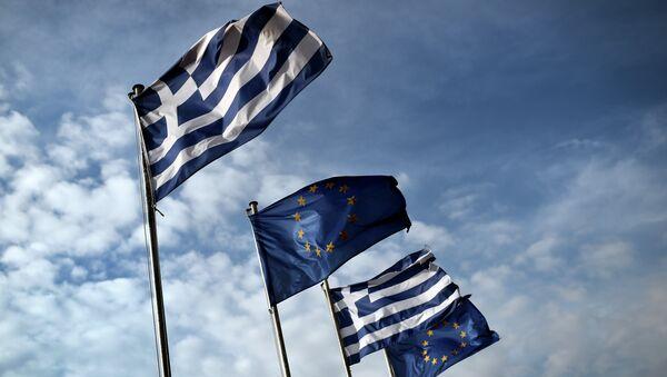 Zadtave Grčke i Evropske unije - Sputnik Srbija