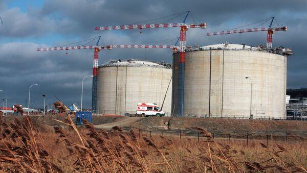 Terminal za tečni gas. Hrvatska još nema finansijera koji bi u taj posao uložio 700 miliona evra. - Sputnik Srbija