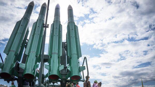 Protivavionski raketni sistem Buk - Sputnik Srbija