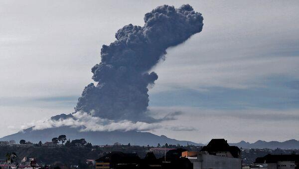 Вулкан у Чилеу - Sputnik Србија
