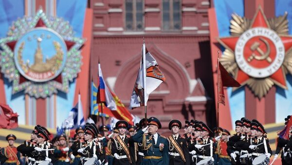 Dan pobede u Moskvi - Sputnik Srbija