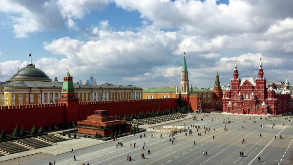 Црвени трг у Москви - Sputnik Србија