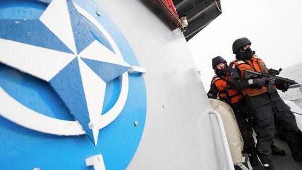 NATO vežbe u moru - Sputnik Srbija