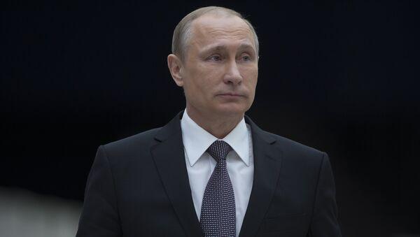 Vladimr Putin - Sputnik Srbija