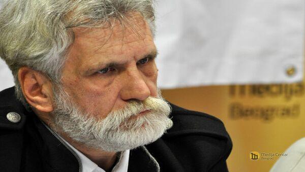 Zoran Stojiljković - Sputnik Srbija