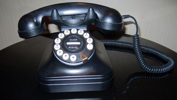 Telefon, ilustracija - Sputnik Srbija