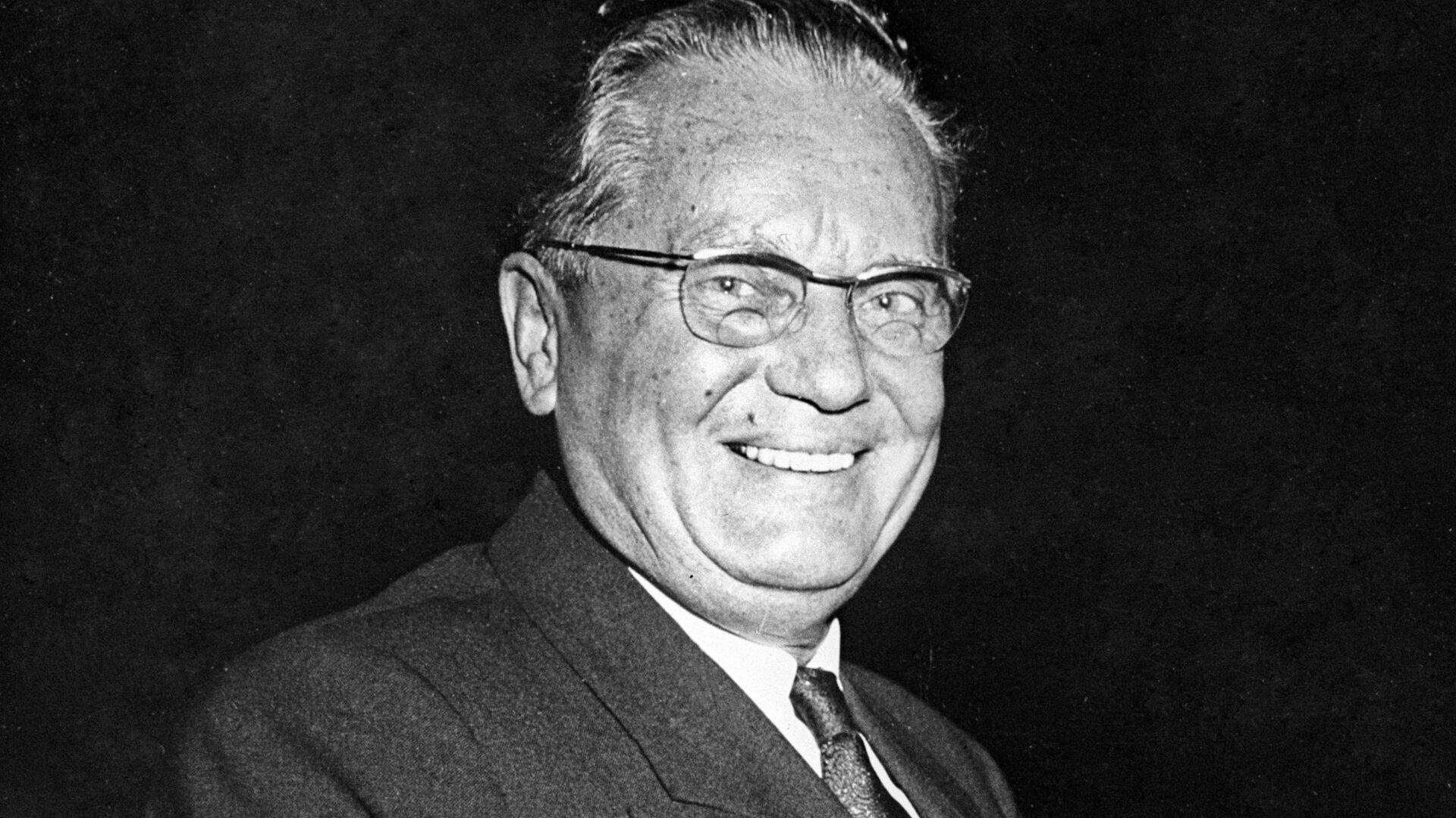 Josip Broz Tito - Sputnik Srbija, 1920, 13.09.2021