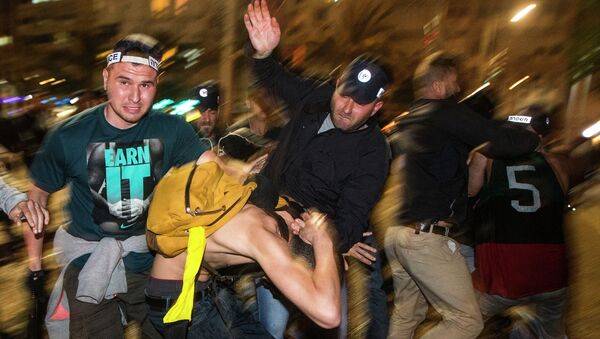 Нови нереди на улицама Тел Авива - Sputnik Србија