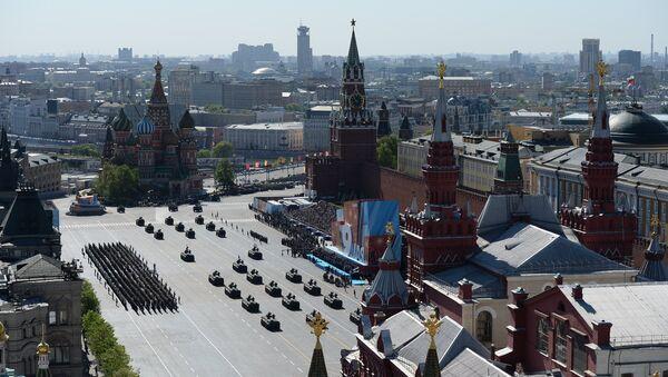 Vojna parada Dan pobede - Sputnik Srbija