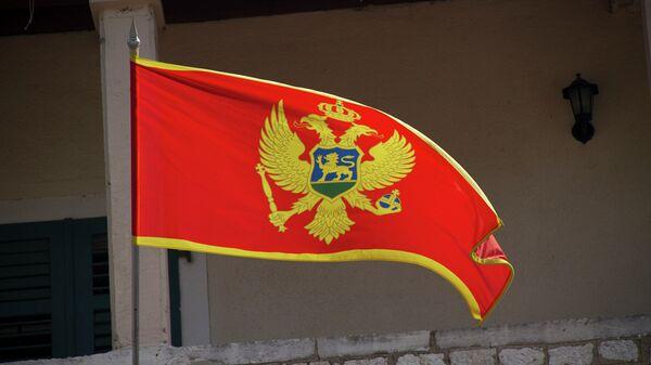 Crnogorska zastava - Sputnik Srbija