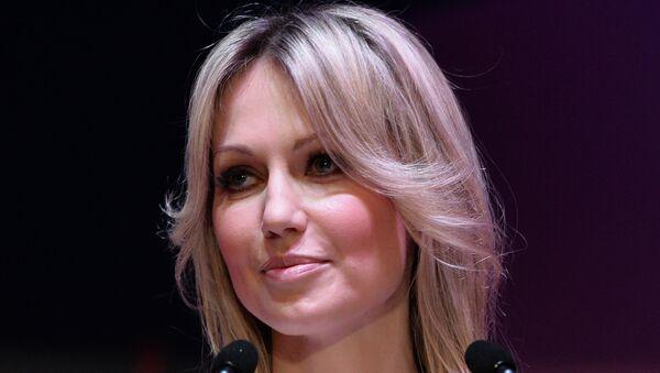 Magdalena Ogorek, kandidat za predsednika Poljske Socijaldemokratske partije - Sputnik Srbija