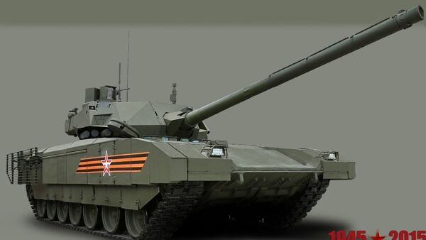 Тенк Армата - Sputnik Србија